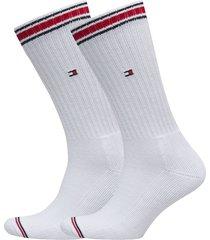 th men iconic sock sports 2p underwear socks regular socks vit tommy hilfiger