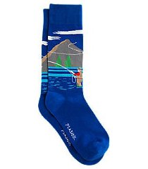 jos. a. bank fisherman patterned socks
