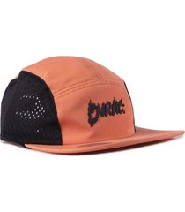 boné chronic five panel strapback laranja original ref\\ 046