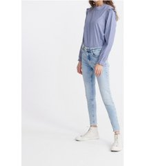 superdry women's mid rise skinny jeans
