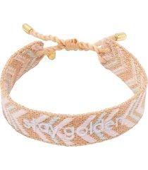 women's gorjana stay golden bracelet