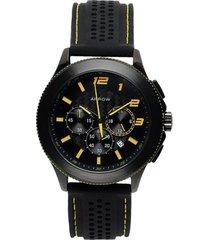 reloj sport amarillo arrow