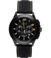 reloj sport amarillo arrow
