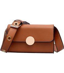 venta caliente clásica coreana de banda ancha portátil bolso de hombro914425 xs marrón claro