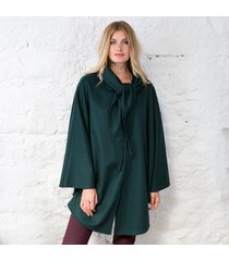 hourihan ladies single faced cape green