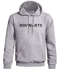 hogwarts deathly hallow potter unisex hoodie light steel