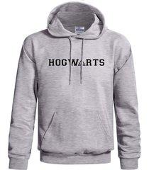 hogwarts deathly hallow potter unisex hoodie light steel