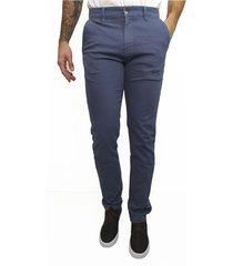 pantalón azul oscuro para hombre  -  dpc1004