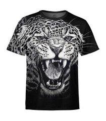 camiseta masculina leopardo md01