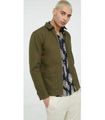 ciszere brooke overshirt jacket jackor olive