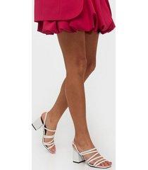 only onlamanda string heeled sandal high heel