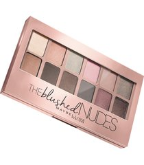 eye shadow palette the nudes