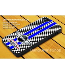 mini cooper seamless style for iphone 7 7+ 6 6s 6+ 6s+ 5 5s 5c 4 4s ipod 5 case