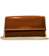 steve madden sublime snake embossed clutch