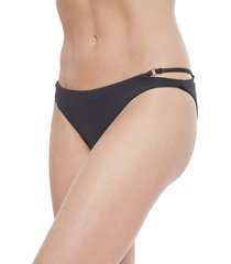 bikini calzón roxy negro