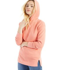 style & co petite boyfriend sweatshirt, created for macy's