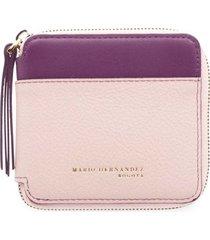 billetera emma rosa
