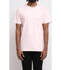 camiseta bolso peach