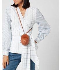 jw anderson women's nano cap bag - pecan