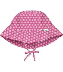 chapeu de banho iplay conchinhas pink