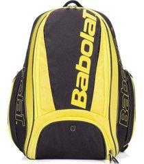 mochila backpack pure aero - babolat preta