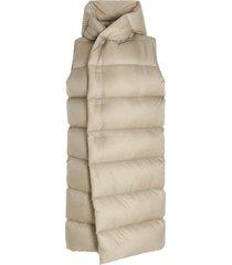 rick owens liner vest