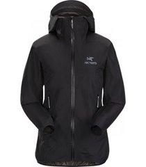 arc'teryx jas women zeta fl jacket black-s