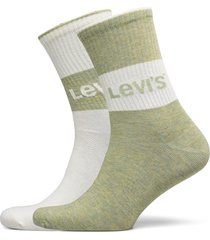 levis unisex sustainable regular cu underwear socks regular socks grön levi´s
