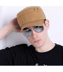 cappello di tela da uomo per il tempo libero