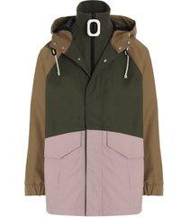 j.w. anderson jwa puller colourblock jacket
