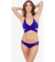 bikini azul mare moda gibraltar