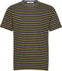biferno t-shirt st 7913 t-shirts short-sleeved grön samsøe samsøe