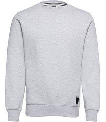 crew centre centre sweat-shirt tröja grå björn borg