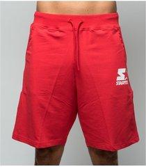 korte broek starter black label sweatshirt starter korte broek (72905-rood)