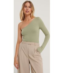 na-kd basic body med en axel - green