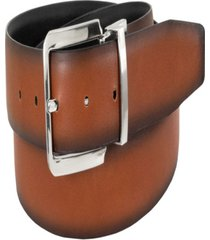 stacy adams men's frasier reversible belt