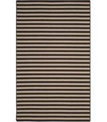 safavieh four seasons ivory and brown 5' x 8' sisal weave area rug