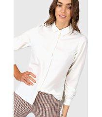 camisa blanca tarym