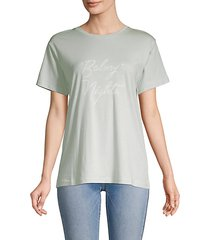 balmy nights t-shirt