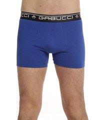 boxer azul marino gabucci point