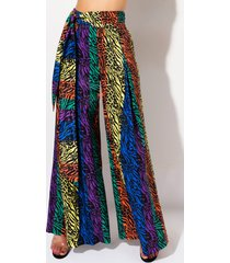 akira vacation mode palazzo pants