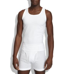 men's spanx cotton compression tank