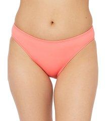 la blanca women's island hipster bikini bottom - bird of paradise - size 4