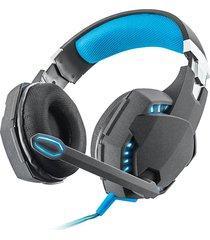 audífono gamer trust gxt 363 7.1 bass vibration usb negro