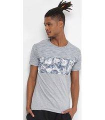 camiseta slim hd especial casual-4018a masculina