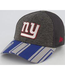 boné new era nfl new york giants 3930 grafite mescla