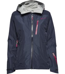 hornstinden 2,5-layer technical shell jacket outerwear sport jackets blå skogstad