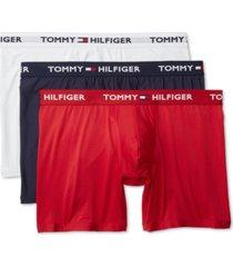 tommy hilfiger men's 3-pk. everyday micro boxer briefs