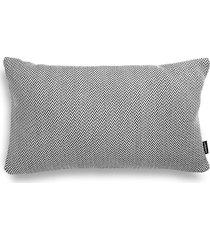 czarno-biała poduszka ogrodowa malmo