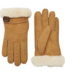 shearling & sheepskin gloves